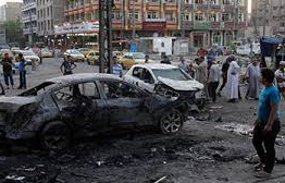 Iraq: 48 killed in Baghdad's Shia Muslim areas suicide attacks