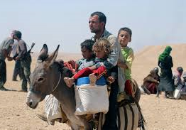 "Iraq: US rescue operation for Yazidis on Iraq's Mount Sinjar ""less likely"""