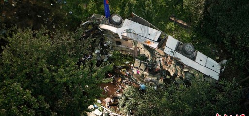 Italy: Coach crash kills 38 in southern Italy