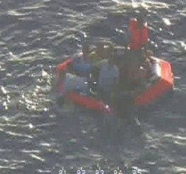 Migrant boat capsizes south of Sicily, hundreds rescued but dozens drown