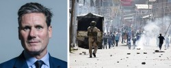 Starmer insists Labour's Kashmir policy unchanged following backlash