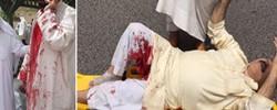 Saudi man bombs Shi'a mosque in  Kuwait