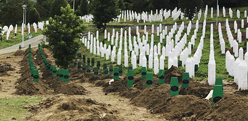 Srebrenica forever on conscience of international community