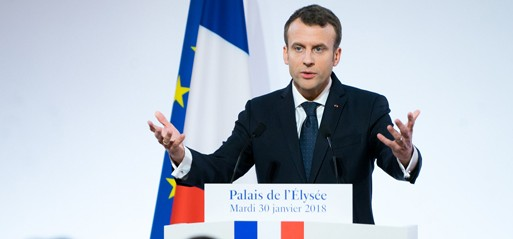 Macron slammed for 'Islam in crisis' comment