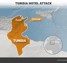 Tunisia: 27 killed, 6 injured in tourist hotel attack