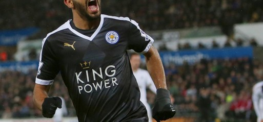 Leicester set to offer Mahrez a new contract