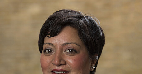 Rokhsana Fiaz, London's first directly elected woman mayor