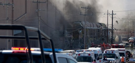 Mexico: At least 1 killed, 51 injured in candy factory blast in northern Mexico