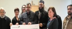 Harrow Central Mosque donates £11k to hospital