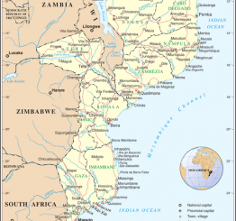 Mozambique: Terrorist group decapitates over 50 people