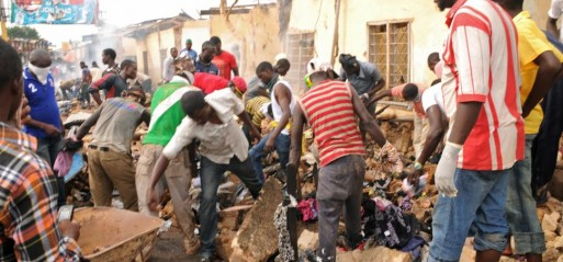 Nigeria: Death toll of market blasts in Jos rises to 118
