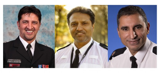 Muslim first responders recognised in historic NY honours