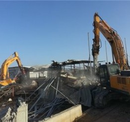 Palestine: Israeli forces demolish Bedouin dwellings in East Jerusalem