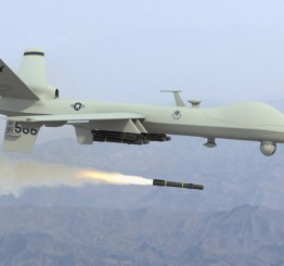Pakistan: US drone strike kills four people on Pak-Afghan border