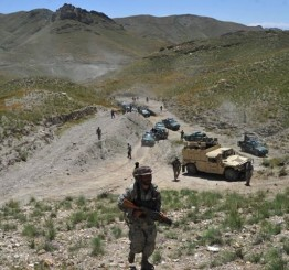 Pakistan: Five militants killed in clash on Pak-Afghan border, Chitral
