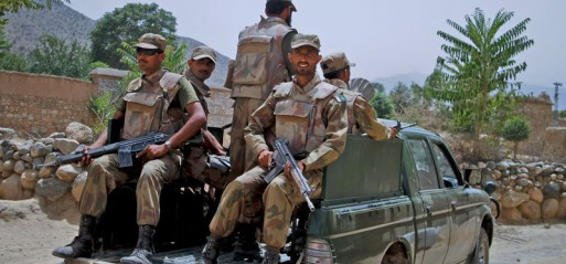 Pakistan: Blast targets security forces vehicle in Mohmand; soldier killed