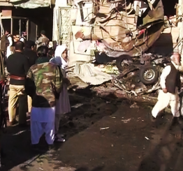 Pakistan: Blast kills two, wounds 13 in Quetta