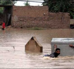 Pakistan: Several villages submerged in Nowshero Feroz