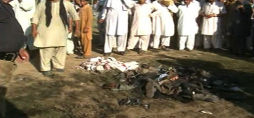 Pakistan: Suicide blast at Mardan funeral; death toll rises to 34