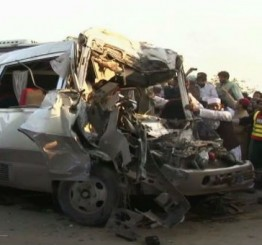 Pakistan: Five killed, 16 injured as two buses collide in Lahore
