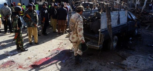 Pakistan: Explosion in Quetta kills four, injures 22