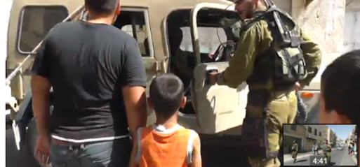 Palestine: Five-year-old Palestinian boy detained in Hebron