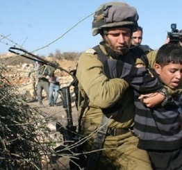Palestine: 6500 Palestinians, incl 200 children, held by Israel