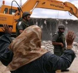 Palestine: Israel demolished 188 homes in 2014