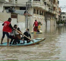 Palestine: UNRWA declares state of emergency in Gaza amid severe flooding