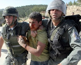 Palestine: Three Palestinians kidnapped by Israeli soldiers in W Bank