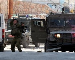 Palestine: Two injured in Nablus clashes, 6 abducted by Israeli forces