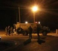 Palestine: Two Palestinians kidnapped by Israeli soldiers in Jenin