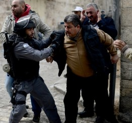Palestine: Two Palestinians kidnapped by Israeli forces in Bethlehem
