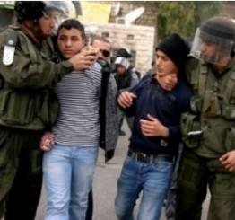 Palestine: Israeli army kidnaps 7 Palestinians in W Bank