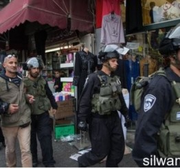 Palestine: Israeli forces kidnap six Palestinians in Jerusalem, W Bank