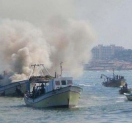 Palestine: Palestinian fisherman seriously injured by Israeli fire in Gaza