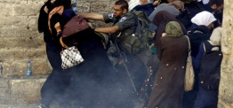 Palestine: Israeli police assault & abduct woman & disabled mother in E Jerusalem