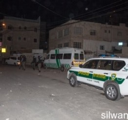 Palestine: Israeli soldiers invade Silwan, clashes reported