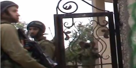 Palestine: Nine Palestinians kidnapped by Israeli forces in Jenin, W Bank