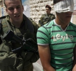 Palestine: Israeli forces kidnap 6 Palestinians in W Bank
