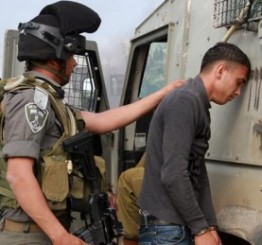 Palestine: Three Palestinans kidnapped by Israeli forces, Israeli settler runs over teen