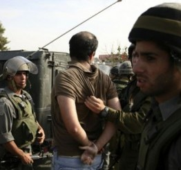 Palestine: Israeli soldiers inject a Palestinian with unknown component while arresting him