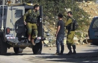 Palestine:  Five kidnapped incl two children by Israeli forces in West Bank