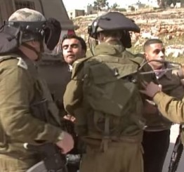 Palestine: A dozen W Bank Palestinians kidnapped by Israeli forces