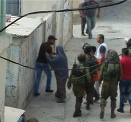 Palestine: Israeli forces assault Hebron family