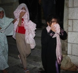 Palestine: Israeli forces attack mosque in Salfit, detain and beat child