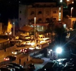 Palestine: Israeli police kidnaps eight in Occupied Jerusalem