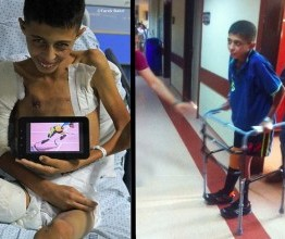 Palestine: Gaza child dies of wounds inflicted in Israeli offensive