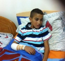 Palestine: 12-year-old child injured during Israeli arrest raid