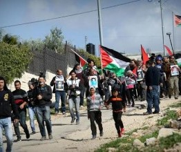 Palestine: Peaceful protests quelled with violent dispersal
